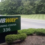 Commercial Landscaping and Lawn Care for Subway